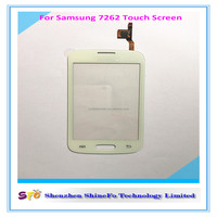 For samsung s 7262 touch screen cellphone spare parts wholesale lcd touch screen display digitizer for samsung s7262