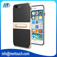 For iPhone 7 Plus Kickstand Armor case, TPU PC for iphone 7 Shockproof back case cover, for iPhone 7 Kickstand Armor case