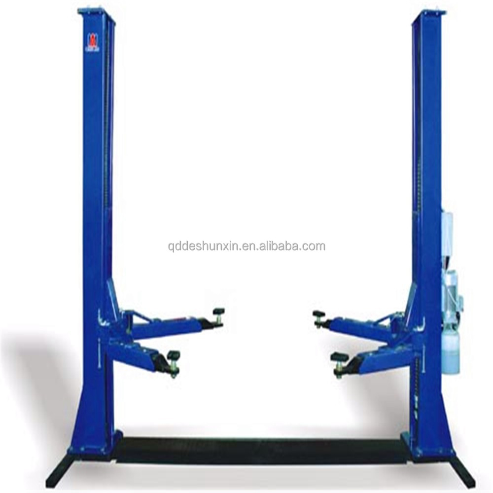In China Low Price Sale Vehicle Lifter movable hydraulic car lift /car lift rolling jack