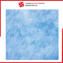 Wholesale Light Blue Background Non-Woven Table Cloth