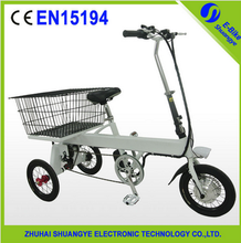 EN15194 approval electric tricycle 250w