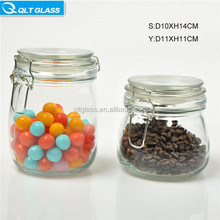 Clip top sets glass wholesale canning jars