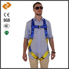 Adjustable safety protection harness conform EN 361