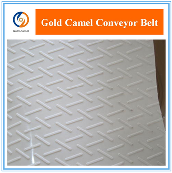 High Quality Chevron Patterned Conveyor Belting
