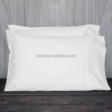 Bulk 100% Cotton White Pillow Cases Wholesale White Pillowcases