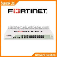 Hardware plus 8x5 Forticare and FortiGuard UTM Bundle Fortinet Firewall FortiGate FG-100D-BDL