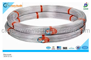 17/15 Oval wire for cattle fence