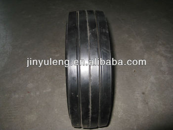 3.00-4 solid wheel for industrial machine use
