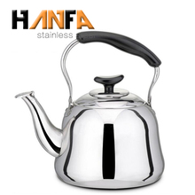 Wholesale Teapot Stainless Steel Whistling Water Kettle With Bakelite Handle