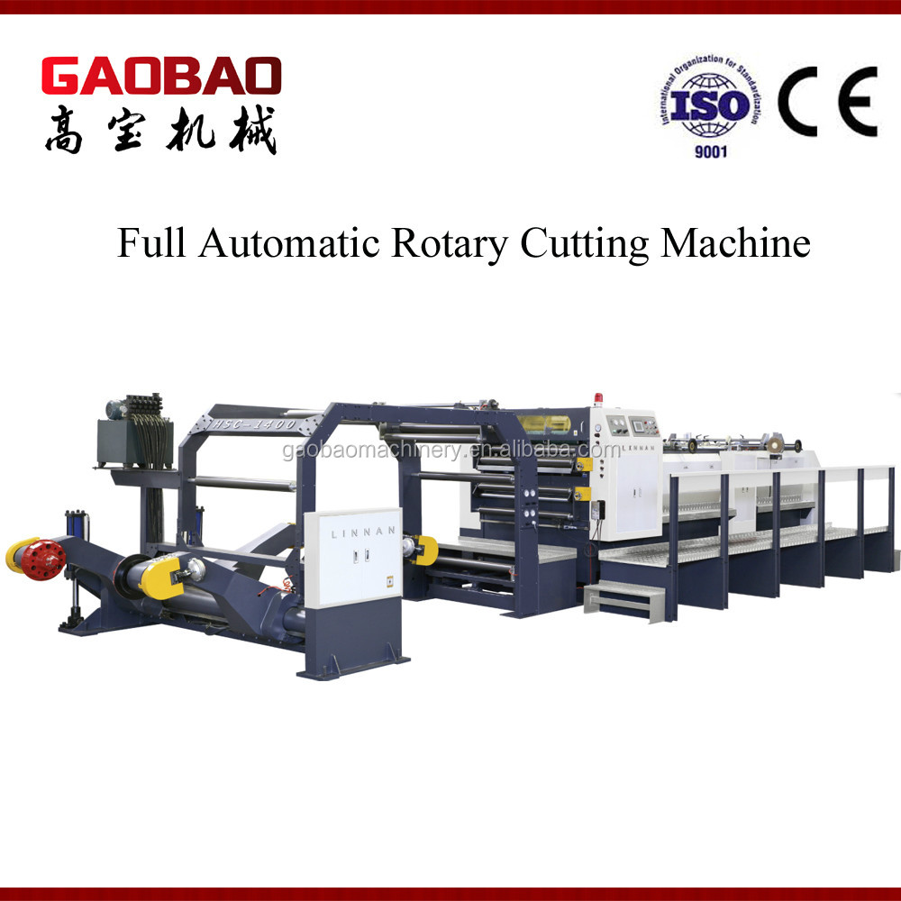 Rotary Cutter Paper Machine Complete In Specifications
