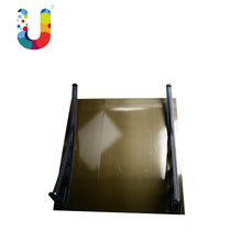 High quality best price plastic bracket awning canopy for door