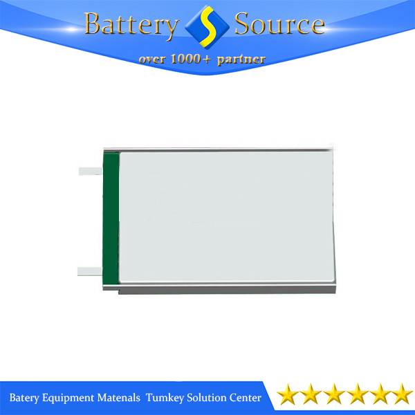 rechargeable polymer battery 593450P/cell phone battery/lithium ion battery technology/material/equipment supplier
