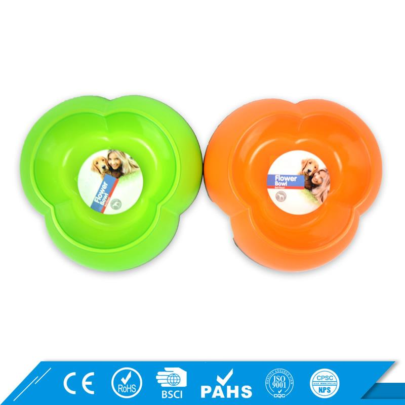 Top Quality Plastic Factory Price Pet Dish Bowl