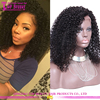 High quality black long straight african braided wig human hair fully hand braided lace front wig