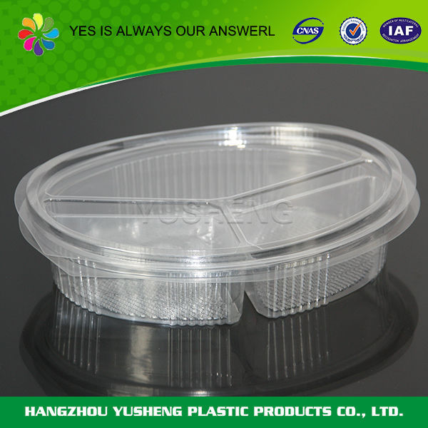 Clear plastic containers for cookies