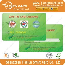 China Exclusive OEM Manufacturer Electric Power Saving Card 8000-10000 ions