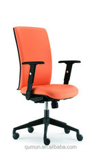 China manufacturer high back staff chair