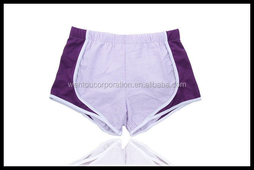 Wholesale Running Seersucker Shorts