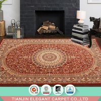 machine made modern design persian silk rugs and carpets
