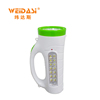 Hand-held LED Search Lamp,WD-512 Adventure Hunting Light car emergency light