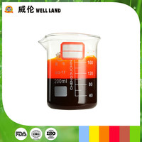 Good processed meat coloring natural food grade orange yellow compound pigment