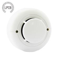 Conventional Fire Alarm Photoelectric Smoke Detector /sensor