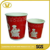 new soup bowl without handle and paper soup bowl chinese's factory