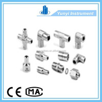 stainless steel water meter fitting,water meter connector