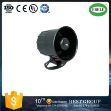 FBES102114 high quality 12v police siren ,police electronic sirens piezo siren with CE & ROHS(FBELE)