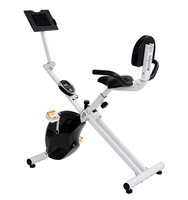 2016 new design motorized mini exercise bike for old people
