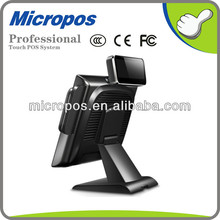 "15"" all in one touch screen pos monitor for restaurant / retail shops"