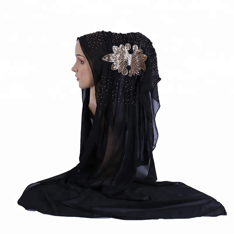 <strong>China</strong> suppliers 2018 new style Low MOQ muslim women scarf shawls hijab