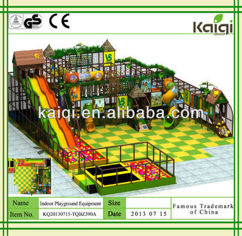 Latest Fun Indoor Playground Toys for Kids Amusement Part, Play Center and