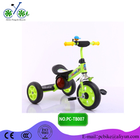 baby tricycle children bicycle/custom bicycle/three wheel music tricycle