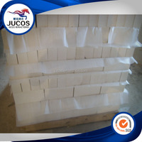 Lego bricks for types of refractory brick
