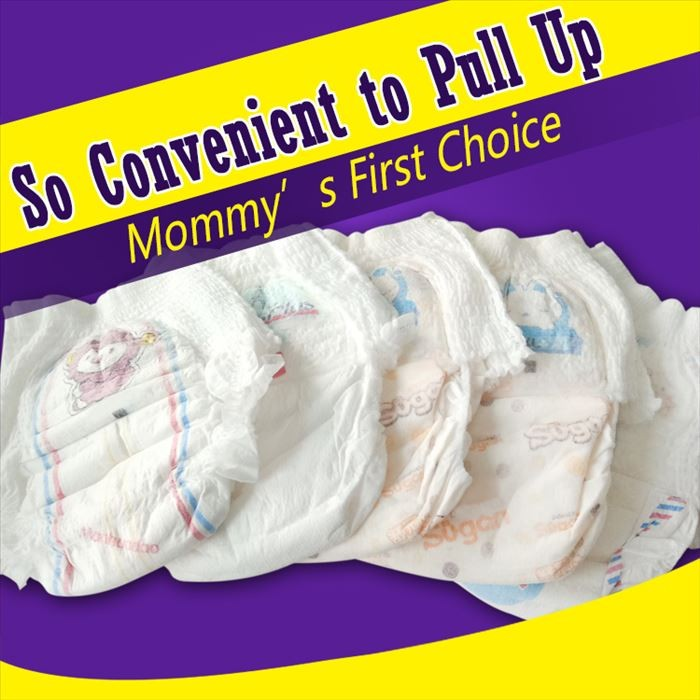 disposable sleepy baby style diapers pants