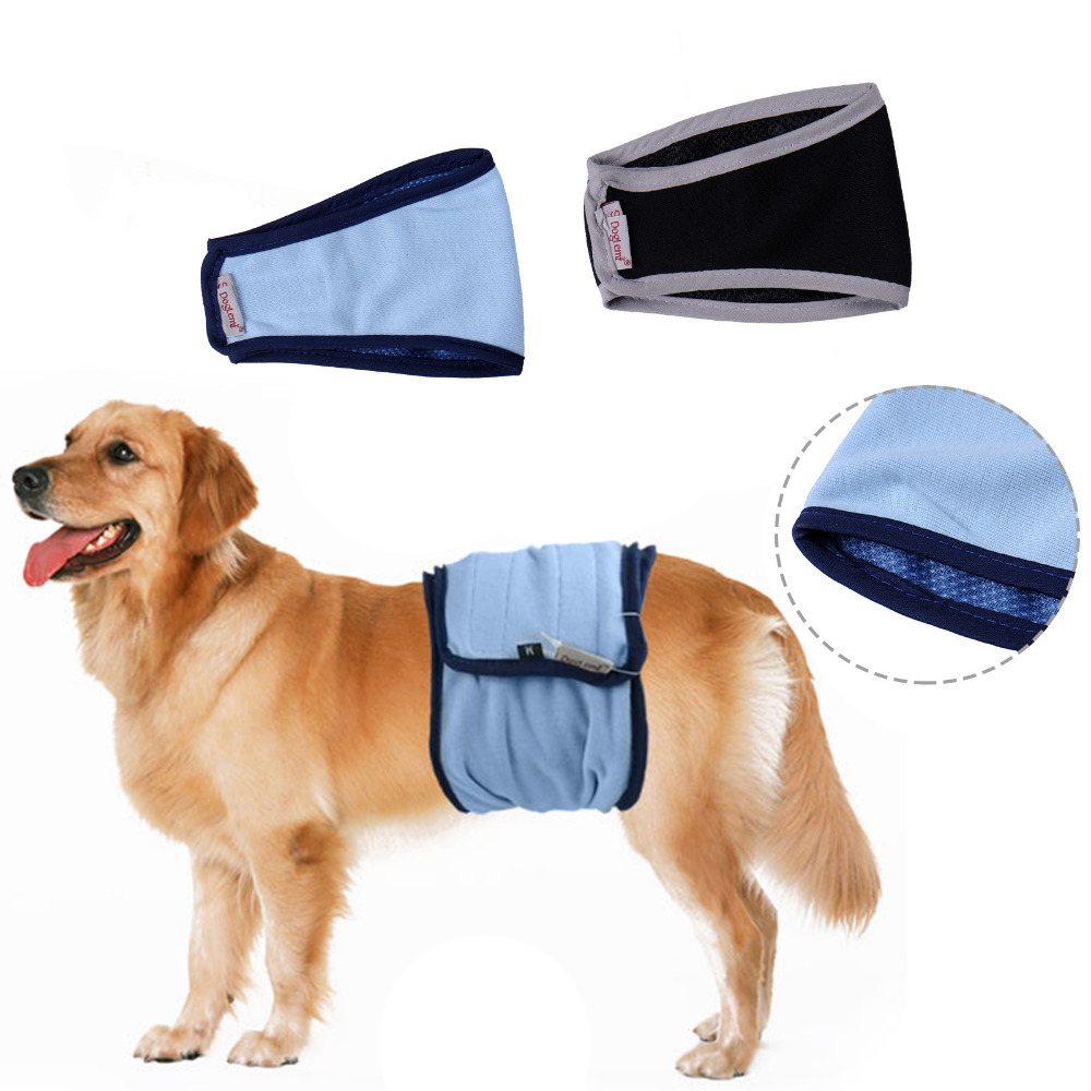 Fashion Male Pet Health Physiological Pant Diaper Puppy Large Sanitary Underwear Drop Shopping
