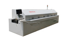 SMD component soldering /Automatic LED smt assembly line/ Lead Free Large Size full hot air convection reflow oven A10N