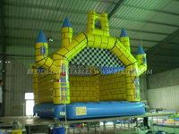 Jumping castles, inflatable bouncy castle high quality B1102
