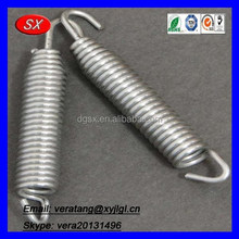 Stainless steel Nickel plated motorcycle exhaust spring