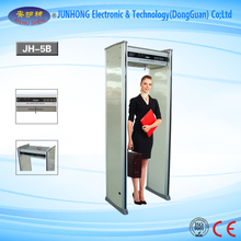 High Quality Acrylic Security Checking Body Scanner Door Walk Through Metal Detector Door