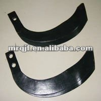 Tractor parts Power tiller blade for hot sales
