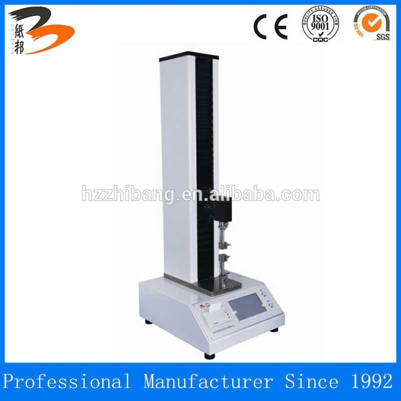 High quality custom ultimate paper tensile strength testing machine price