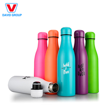 Custom Insulated Double Walled Vacuum Stainless Water Bottle