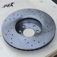 Casting Iron Front Brake Disc Factory Direct Sale for Auto Parts Warehouse with G3000 Standard TS16949 Certificate