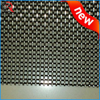 Canada office 11mesh 0.8mm wire stainless steel security mesh manufacturing plant