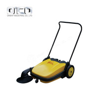 OR30 Mini Sweeping Machine Pavement Sweeping Machine Walk Behind Sweep Machine