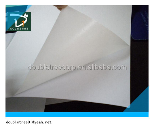 Self Adhesive Paper (High Glossy And White Back)