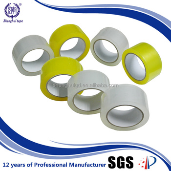 Self Adhesive No Bubbles Acrylic Opp Clear Tape