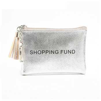 Promotional Custom Printed 11.5*8.5cm Makeup Cosmetic Bag